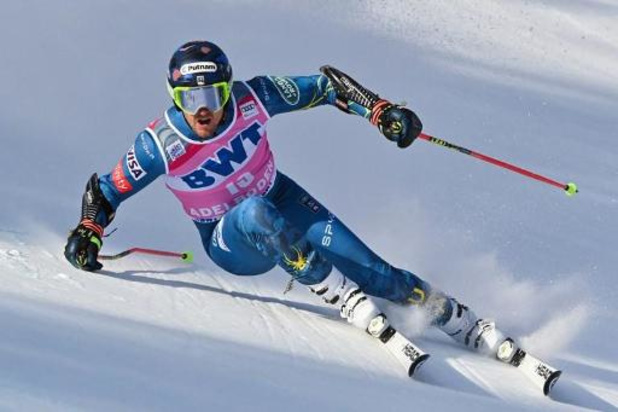Championnats du monde de ski alpin - Blessé, Ligety ne disputera pas sa dernière course à Cortina