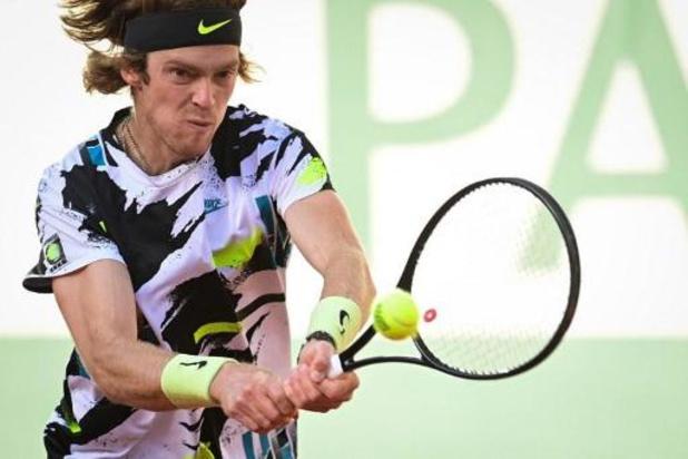 ATP Saint-Pétersbourg - Andrey Rublev contre Borna Coric en finale à Saint-Pétersbourg