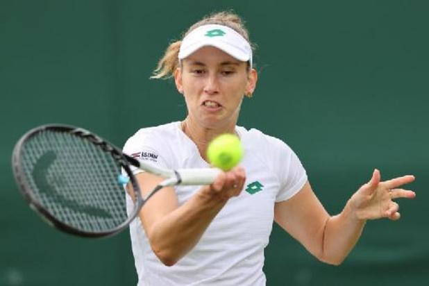 """Wimbledon - Elise Mertens veut faire mieux qu'en 2019 : """"le but est de parvenir à jouer libérée"""""""