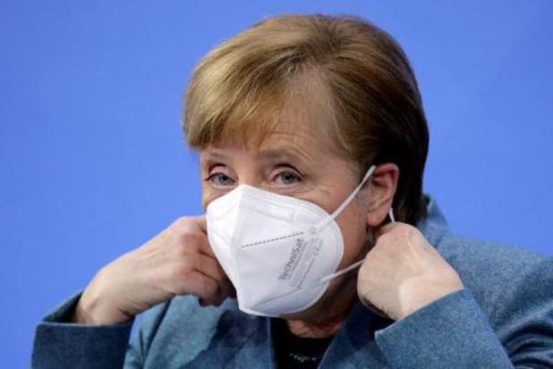 Duitse regering wil lockdown verlengen tot en met 14 maart