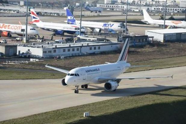 Luchtvaartmaatschappijen houden toestellen aan de grond