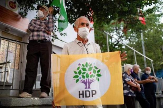Turkse procureur vraagt Grondwettelijk Hof pro-Koerdische partij te ontbinden