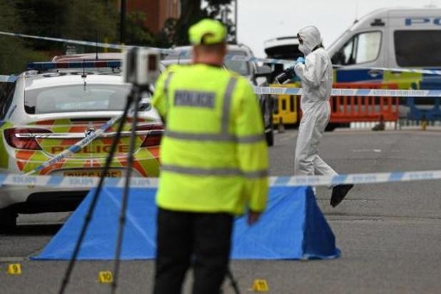 Steekpartij Birmingham - Dode en zeven gewonden
