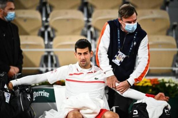 Roland-Garros - Novak Djokovic, accroché un moment par Carreno Busta, rejoint Tsitsipas en demi-finales
