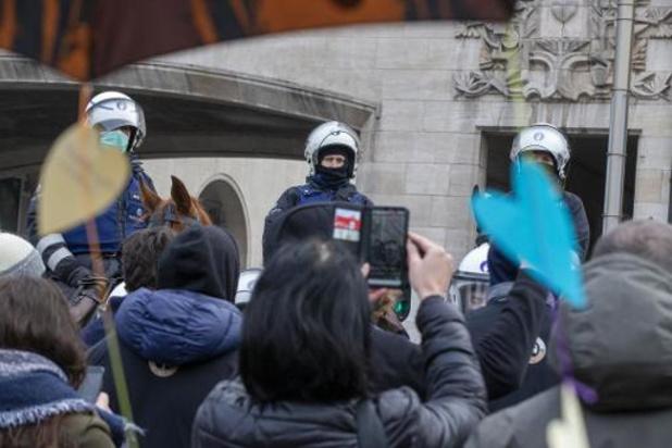 Coronavirus - Rassemblements dans le centre de Bruxelles: 488 arrestations au total