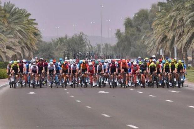 Coronavirus - Les deux dernières étapes du Tour des Emirats annulées, deux cyclistes italiens touchés