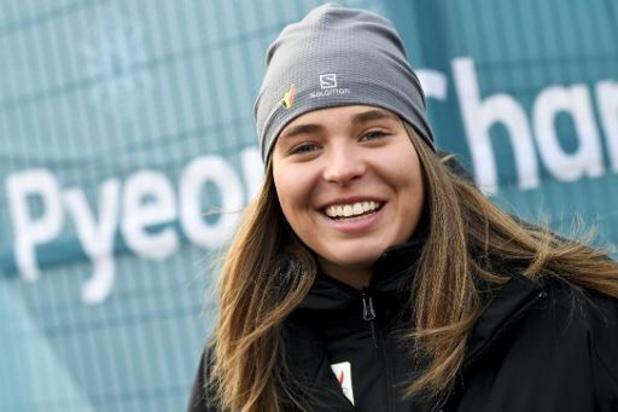 Vanreusel haalt tweede run in slalom van Levi niet, Vlhova blijft Shiffrin voor
