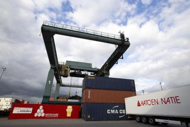 Partij van tweeduizend kilo coke onderschept in Antwerpen