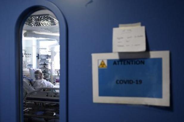 Ongeveer 85 procent van covidpatiënten in Franse ziekenhuizen is niet gevaccineerd