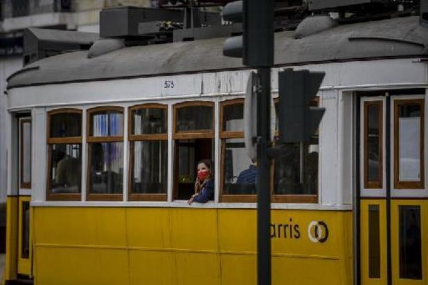 Le Portugal freine son déconfinement, restrictions à Lisbonne