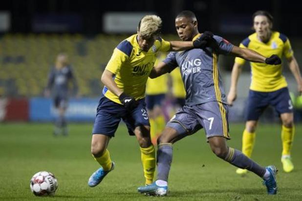 Proximus League - L'Union Saint-Gilloise battue par Oud-Heverlee Louvain au terme d'un match haletant