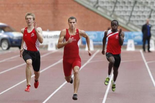 Les championnats de Belgique d'athlétisme reportés à la mi-août