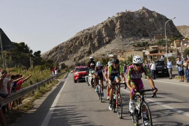 Testé positif, Alessandro Tonelli doit renoncer au Giro