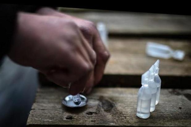 Druggebruik daalde tijdens coronacrisis, hoewel alle drugs verkrijgbaar bleven