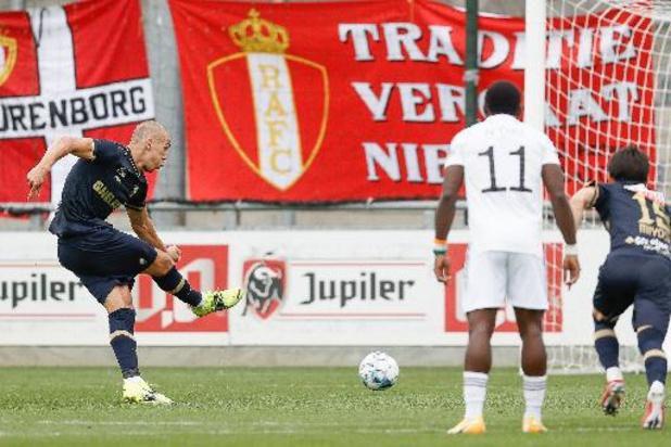 Antwerp wint met 0-1 bij Eupen