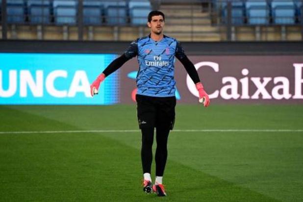 Thibaut Courtois devient actionnaire de l'Inter de Madrid (D3) via une société de esport