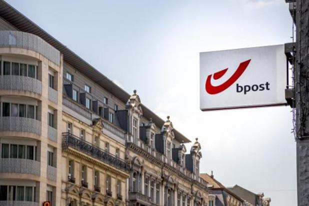 Bpost a envoyé plus d'un million et demi de cartes postales gratuitement