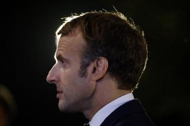 """Le président français veut """"relancer le combat"""" pour l'abolition de la peine de mort"""