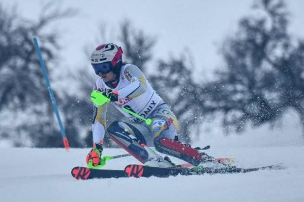 Henrik Kristoffersen domine le slalom de Chamonix, Armand Marchant 27e
