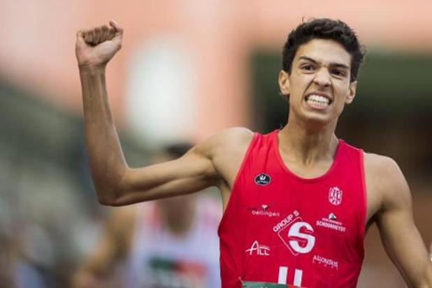 Jonathan Sacoor face à Strother, Korir, Perlaza et Yousif mardi en séries du 400m
