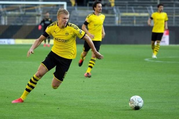 Les Belges à l'étranger - Dortmund s'impose sur le fil à Düsseldorf et retarde le titre du Bayern Munich