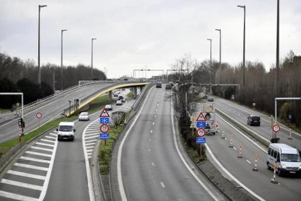 """""""Uitzonderlijk kalme"""" ochtendspits in Vlaanderen"""