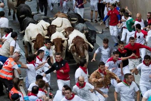 Geen fiesta in Pamplona: stierenrennen afgelast wegens corona