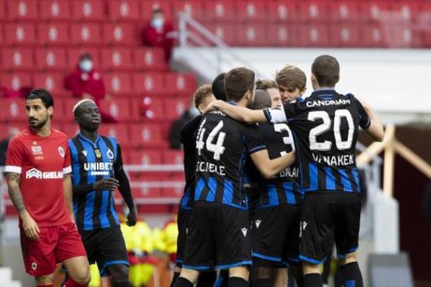 Charleroi-Anderlecht en Club Brugge-Gent zijn de blikvangers van speeldag 17