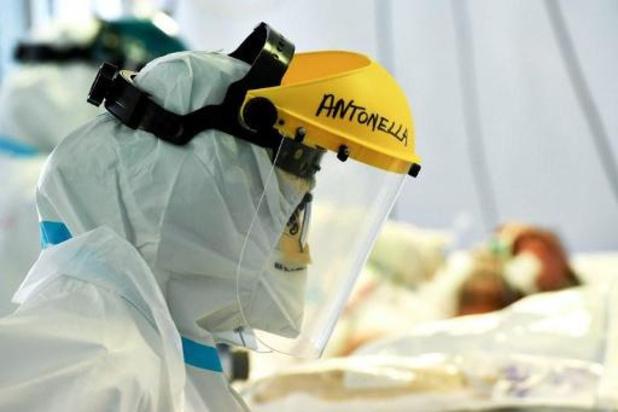 Covid: l'Italie franchit la barre des 50.000 morts
