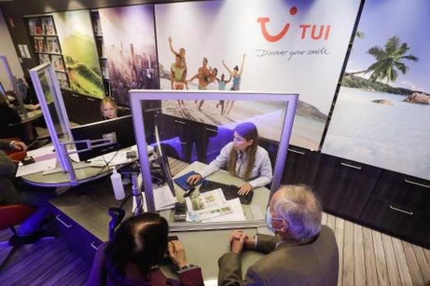"""TUI veut attirer des clients avec des """"garanties corona"""" pour ses vacances à forfait"""
