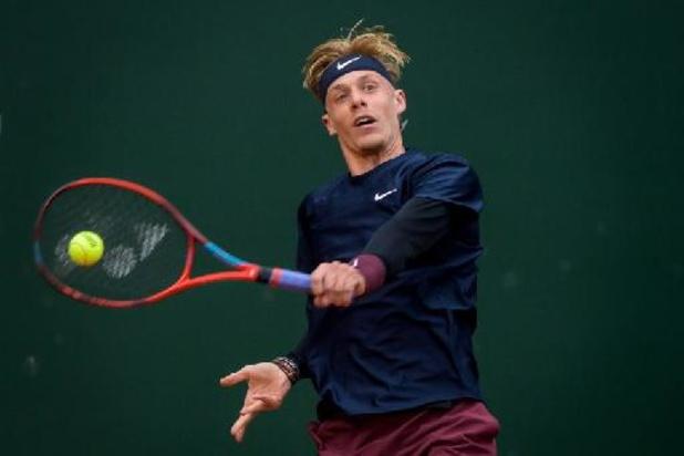 ATP Genève: Denis Shapovalov rejoint Casper Ruud en finale