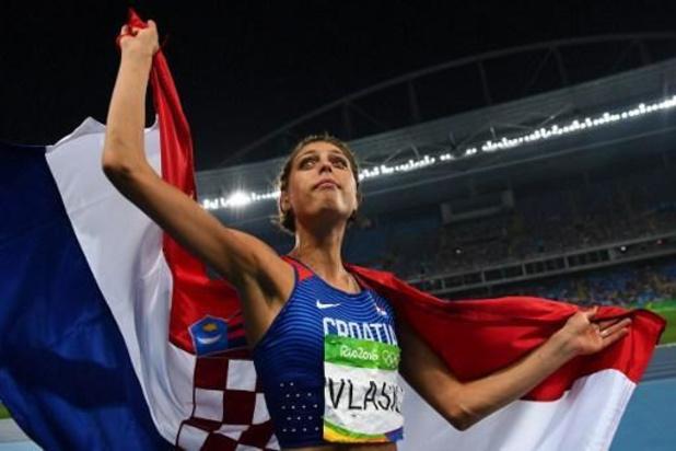 Viervoudig wereldkampioene hoogspringen Vlasic beëindigt carrière