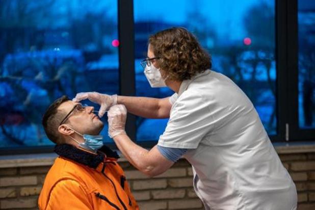 Er is geen griepepidemie in België