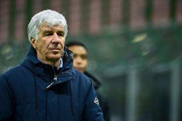 Gasperini (Atalanta) désigné Entraineur de la saison pour la deuxième année consécutive
