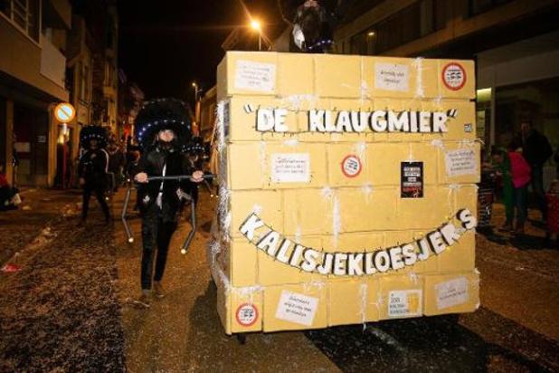 Aalst Carnaval - Unia heeft 25 klachten over carnaval Aalst binnengekregen