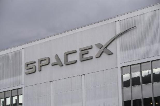 SpaceX lance un nouvel ensemble de satellites Starlink