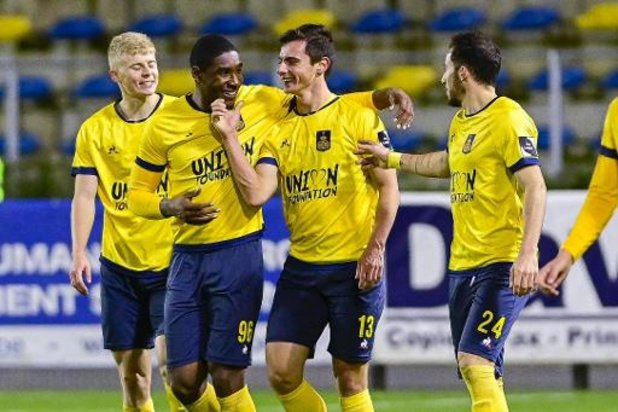 1B Pro League - L'Union Saint-Gilloise inflige un score de forfait au Lierse