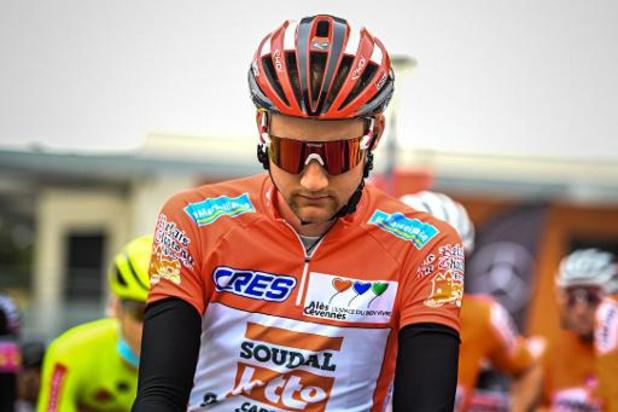 Etoile de Bessèges - Tim Wellens vainqueur final au terme d'un bon chrono, la dernière étape pour Ganna