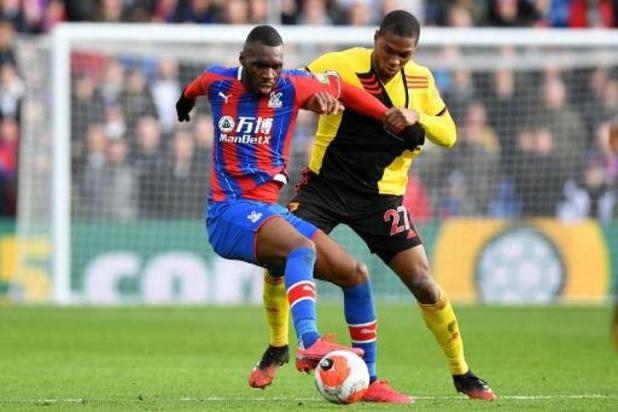 Belgen in het buitenland - Crystal Palace van Benteke verslaat Watford en Kabasele