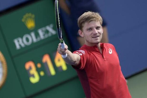 ATP Metz: David Goffin débutera contre Pablo Carreno Busta