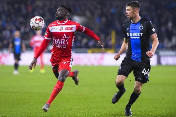 Transfer Deadline Day - Courtrai attire le Ghanéen Jonah Osabutey et le Danois Viktor Torp