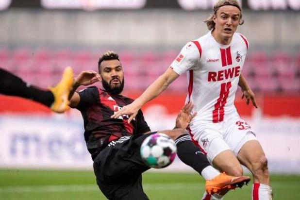 Les Belges à l'étranger - Cologne partage à Brême (1-1) et n'a toujours pas gagné un match cette saison