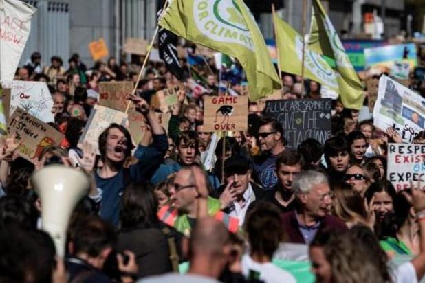 Klimaatjongeren voeren op 31 oktober actie aan Europese Commissie