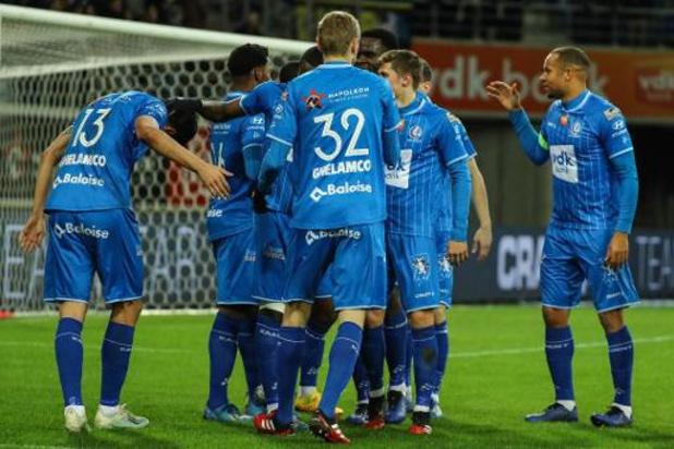 Jupiler Pro League - AA Gent freewheelt naar makkelijke zege tegen STVV