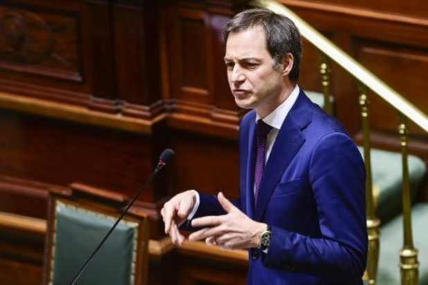 Alexander De Croo confirme l'intention du gouvernement de lutter contre les fake news
