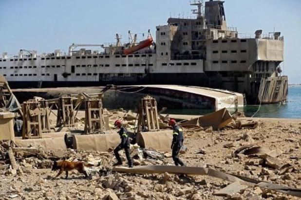 Oxfam Belgique déploie une aide d'urgence pour Beyrouth