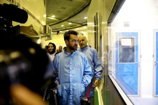 Amerikaanse sancties tegen Iraanse minister voor internetcensuur