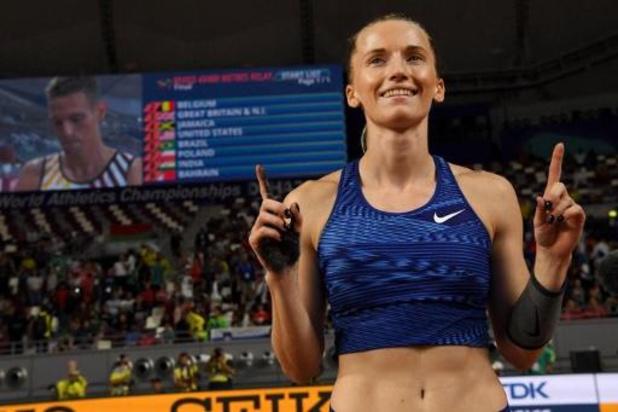 Mondiaux d'athlétisme - La Russe Sidorova championne du monde à la perche