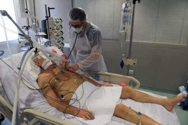 Coronavirus - France: plus de 400 morts à l'hôpital en 24 heures