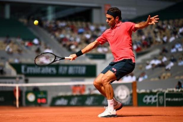Roger Federer se défait de Marin Cilic pour atteindre le 3e tour